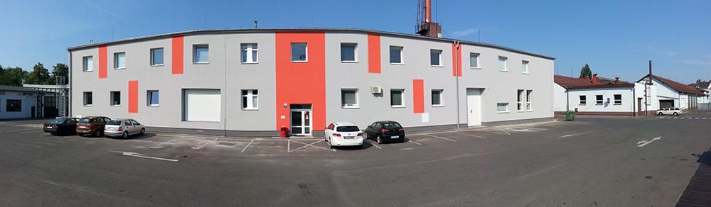 Fotka budovy